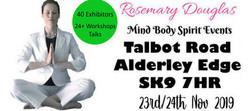Alderley Edge Mind Body Spirit Event