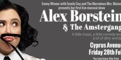 Alex Borstein & The Amstergang