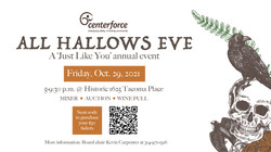All Hallows Eve: A 'Just Like You' annual mixer and auction