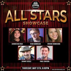 All Star Showcase at the Alameda Comedy Club