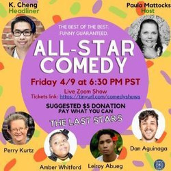 All-star Comedy Show: The Last Stars