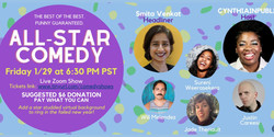 All-star Comedy Show