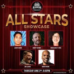 All-star Showcase at the Alameda Comedy Club
