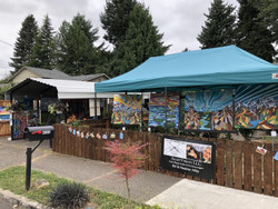 Alleyvision Outdoor Art Gallery Sunday's 10-4 Ne 133rd Ave and Sandy Blvd.