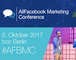 Allfacebook Marketing Conference Berlin 2017