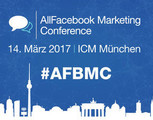 Allfacebook Marketing Conference - München 2017