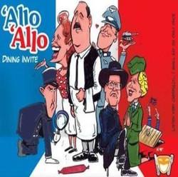 Allo Allo Dinner Show Watford 05/11/2021