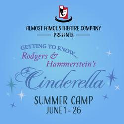 Almost Famous Theatre Company Cinderella Summer Camp