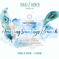 Amazing Sundays Champagne Brunch