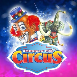American Fun Circus: Nov 16 and 17 - Kiwanis Community Center - Andalusia, Al