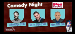 Amsterdam English Comedy Night, Fri, July 24