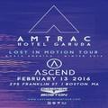 Amtrac & Hotel Garuda at Ascend, 2.13.16