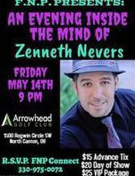 An Evening inside the Mind of Zenneth Nevers