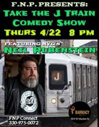 An Evening inside the mind of Neil Rubenstein