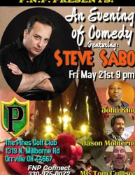 An Evening of Comedy with Steve Sabo