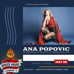 An Intimate Evening with Ana Popovic
