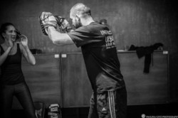 An Introduction to Urban Krav Maga - Ace Hotel - 25th Feb