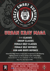 An Introduction to Urban Krav Maga at Ace Hotel London