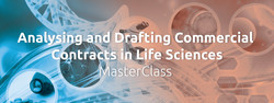 Analysing and Drafting Commercial Contracts in Life Sciences MasterClass