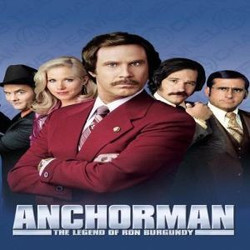 Anchorman, Dave Russo And Pete Costelo Stand Up