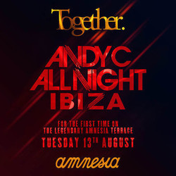 Andy C brings his All Night show to Ibiza for the first time ever