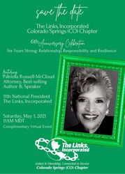 Anniversary Celebration: Patricia Russell McCloud - The Links, Incorporated