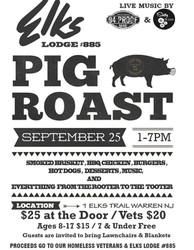 Annual Pig Roast