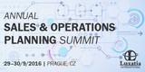 Annual Sales and Operations Planning summit