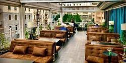 Aperitivo In Terrazza Nel Centro Di Milano • Sequoia Milano •