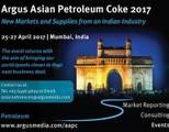 Argus Asian Petroleum Coke 2017