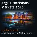 Argus Emissions Markets 2016