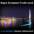 Argus European Crude 2016