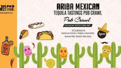 Ariba Mexican Pub Crawl