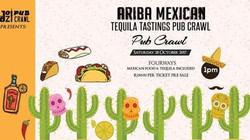Ariba Mexican Pub Crawl