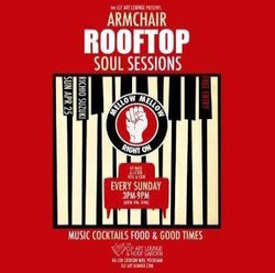 Armchair Rooftop Soul Sessions - Mellow, Mellow, Right On! With Richio Suzuki