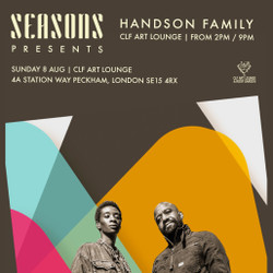 Armchair Rooftop Soul Sessions - Seasons Summer (Part 2) with The Handson Family - Free Entry