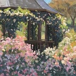 Art and Blooms Garden Stroll
