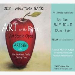 Art on the Farm 2021