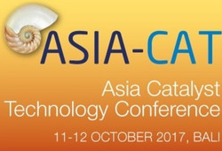 Asia-cat 2017: Asia Catalyst Technology Conference, Bali, Indonesia