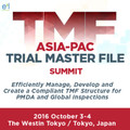 Asia-pac Trial Master File Summit