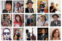 Asian Persuasion All Stars Fundraiser for Elimin8hate