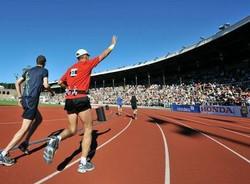 Asics Stockholm Marathon in June 2019