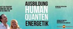 Ausbildung Humanquantenenergetik - Das Hohe Geistige Heilen - Geistheilung