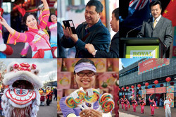 Australasia China Cities Summits&Business Forum China As Guest Nation at Royal Melbourne Show