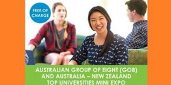 Australian Group of Eight (Go8) and Australian Top Universities Exhibition