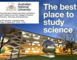 Australian National University, College of Science Information Day