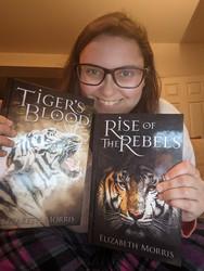 Author Elizabeth Morris Book Signing