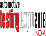 Automotive Testing Expo India 2018 - Chennai, India - 10-12 January
