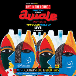 Awale Jant Band - Live In The Lounge