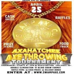 Axahatchee Axe Throwing Tournament